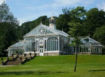 The conservatory  in 2012